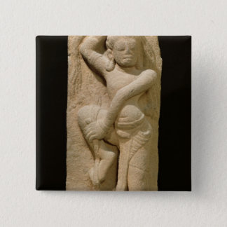 Dancer, Mison A-1 Style, from Vietnam 15 Cm Square Badge