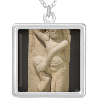 Dancer, Mison A-1 Style, from Vietnam Silver Plated Necklace