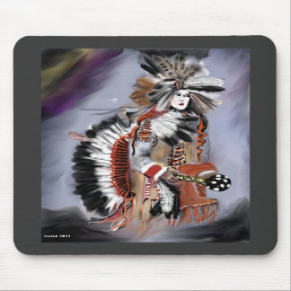 DANCER - mousepad