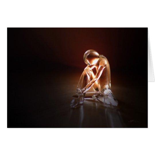 Dancer of glass/Dancer knell Card
