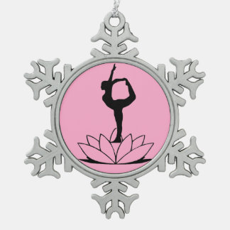 Dancer Pose - Yoga Ornaments