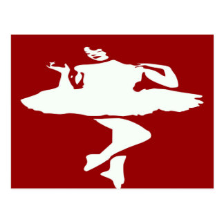 Dancer Postcard