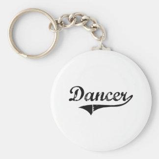 Dancer Professional Job Key Chains
