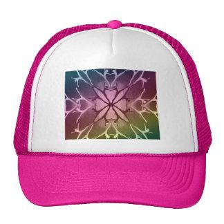 Dancer (Rainbow) Cap