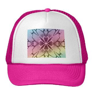 Dancer (Rainbow-Pastel) Mesh Hats
