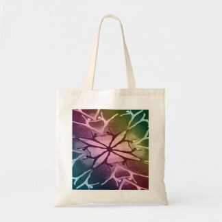 Dancer (Rainbow - Twist) Budget Tote Bag