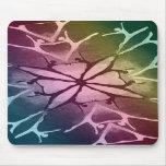 Dancer (Rainbow - Twist) Mouse Pad