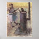 Dancer Resting, c. 1879-80, Edgar Degas Posters