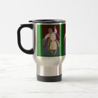 Dancer Stainless Steel Travel Mug