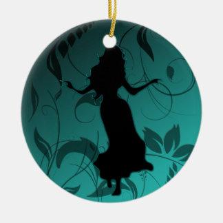 Dancer Tonia Ornament