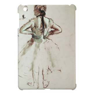 Dancer viewed from the back iPad mini cover