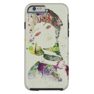 Dancer watercolor tough iPhone 6 case