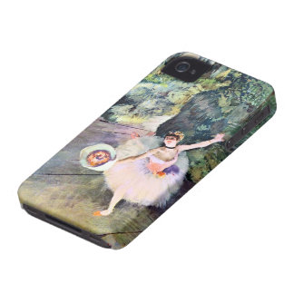 Dancer with a Bouquet of Flowers by Edgar Degas iPhone 4 Case-Mate Case