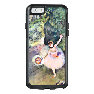 Dancer with a Bouquet of Flowers by Edgar Degas OtterBox iPhone 6/6s Case