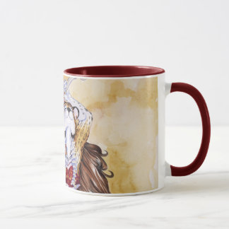 Dancer with Bones Mug