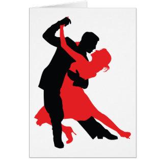 Dancers 1 card