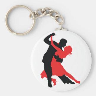 Dancers 1 key ring