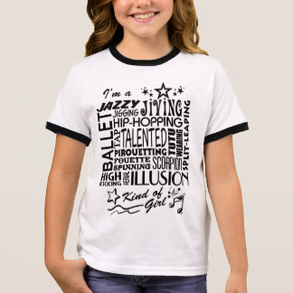 Dancer's, Dancing Kind of Girl T-shirt