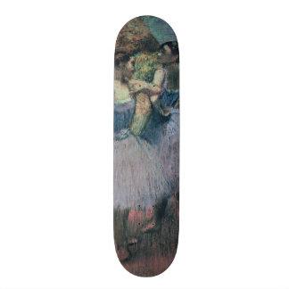 Dancers in Violet Skate Board