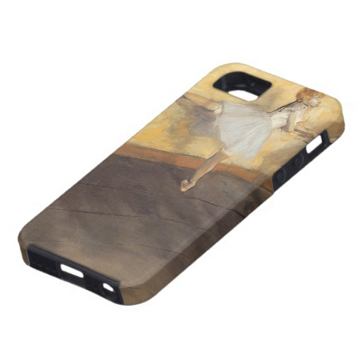 Dancers Practicing at the Barre by Edgar Degas iPhone 5 Cases