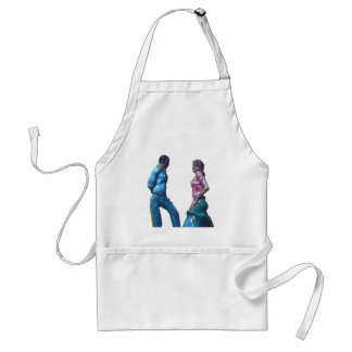 Dancers The MUSEUM Zazzle Gifts Apron