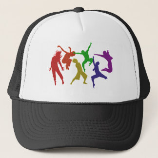 Dancers Truckers Cap