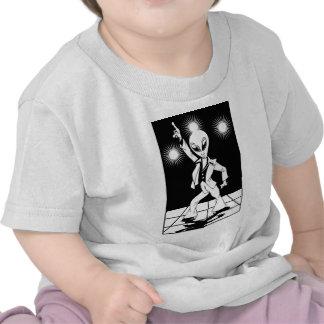 Dancing Alien Tshirt