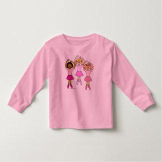 Dancing Ballerinas T-shirt