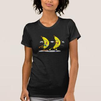 Dancing Bananas Womens T-Shirt