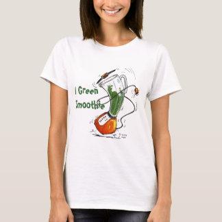 Dancing Blender -I Green Smoothie T-Shirt