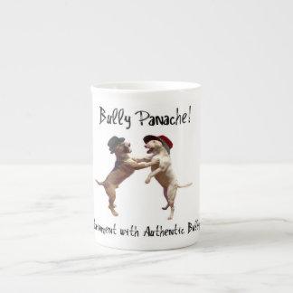 Dancing Bull Terrier Mug