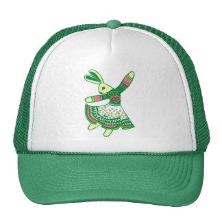 Dancing Bunny Cap