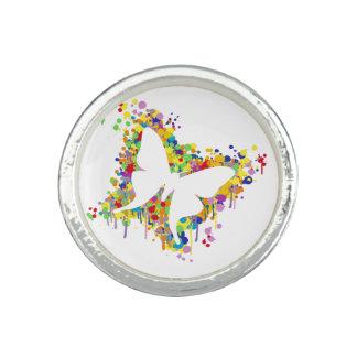 Dancing Butterfly Splash
