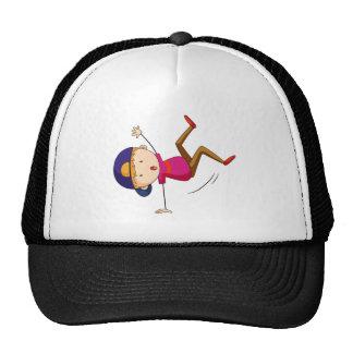 Dancing Trucker Hat