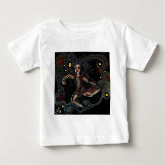 Dancing Cosmic Faye. Baby T-Shirt