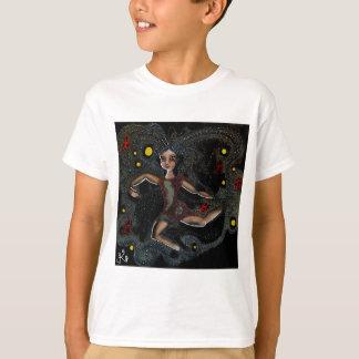 Dancing Cosmic Faye. T-Shirt