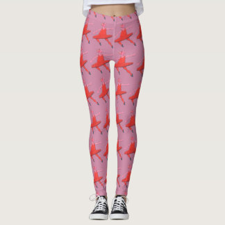 Dancing Cow Leggings
