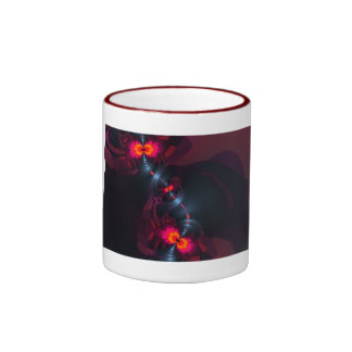 Dancing Devas – Violet & Salmon Sight Coffee Mug