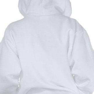 Dancing Devas – Violet & Salmon Sight Hooded Sweatshirts