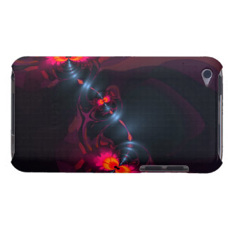 Dancing Devas – Violet & Salmon Sight iPod Touch Covers