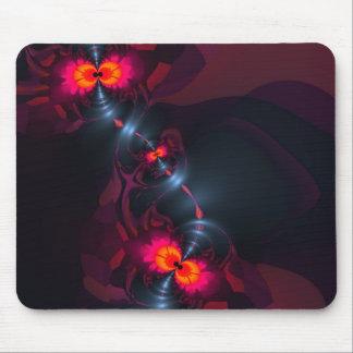 Dancing Devas – Violet Salmon Sight Mousepad