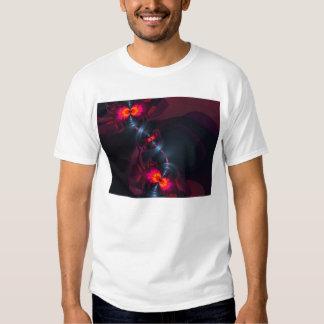 Dancing Devas – Violet & Salmon Sight T Shirt