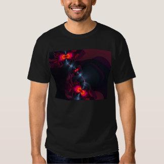 Dancing Devas – Violet & Salmon Sight T-shirts