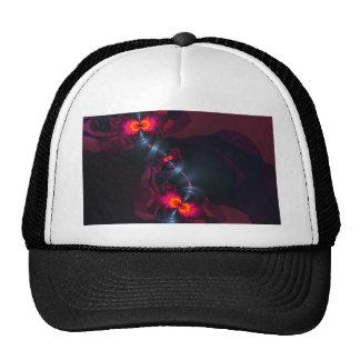 Dancing Devas – Violet & Salmon Sight Trucker Hat