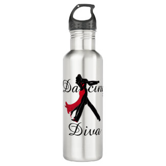 Dancing Diva Water Bottle
