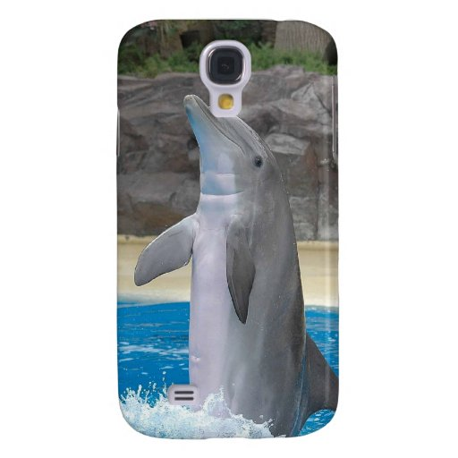 Dancing Dolphin /I-Phone 3G Case Samsung Galaxy S4 Cases
