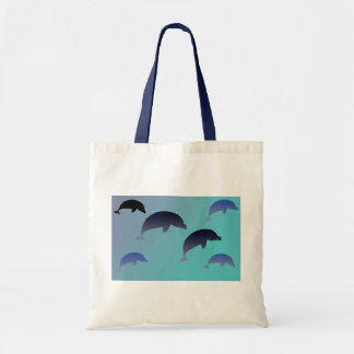 Dancing Dolphins Bag