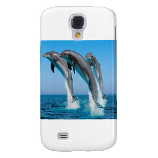 Dancing dolphins galaxy s4 case