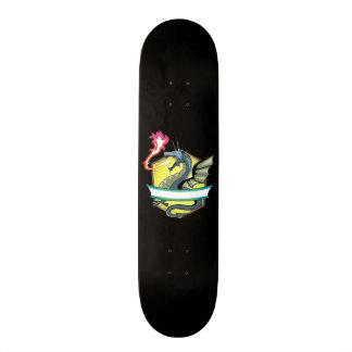Dancing Dragon Custom Pro Park Board Skateboards