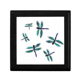 Dancing Dragonfly Art Gift Box